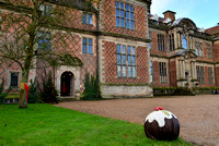 Sudbury Hall_Christmas 2014_North Front_Susan Guy (1