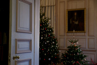 Sudbury Hall_Christmas 2014_Talbot Room into Long Gallery_Susan Guy (5-2